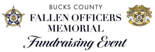 Fallen Officers Memorial Fundraising Event – 10/5/2019