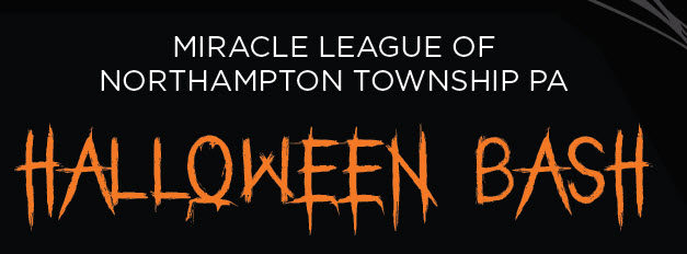 Miracle League Halloween Bash – 11/2/2019